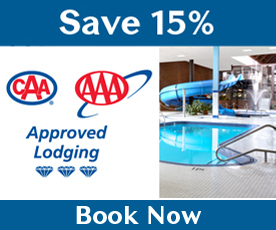 Save 15% with CAA/AAA Membership