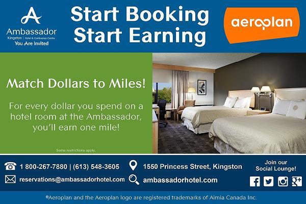 Ambassador Hotel Aeroplan